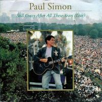 Cover Paul Simon - Still Crazy After All These Years [Live]